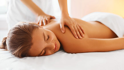 Relaxing Spa Day with Treatment, Corby