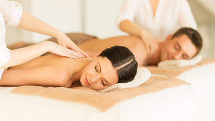 Relaxing Spa Day with Treatment for Two, Corby