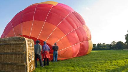 Hot Air Ballooning Anytime