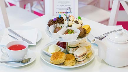 Afternoon Tea On The Northern Belle Luxury Train For Two