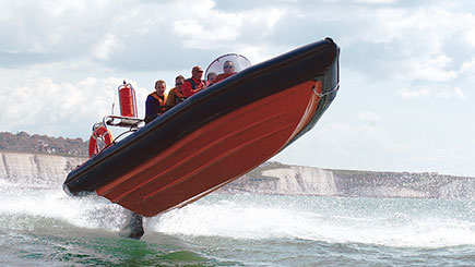 RIB Powerboating Blast in Brighton