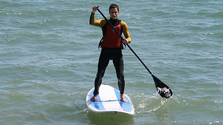Stand Up Paddleboarding in Sussex