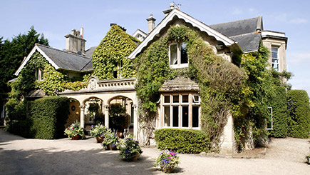 Country House Escape With Dinner For Two At Little Silver Country Hotel  Kent