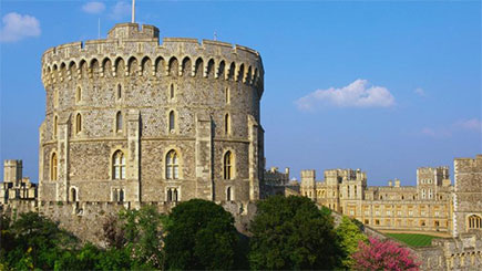 Windsor Break with Castle Visit for Two