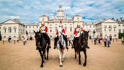 Westminster Abbey  Household Cavalry Museum And Amba Hotel Afternoon Tea For Two