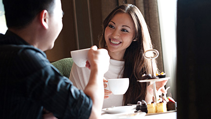 Afternoon Tea for Two at The Talbot Ripley Inn, Surrey