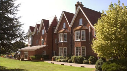 Hotel Escape For Two At Tewin Bury Farm Hotel  Hertfordshire