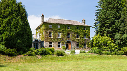 Boutique Escape for Two at Hammet House, Pembrokeshire