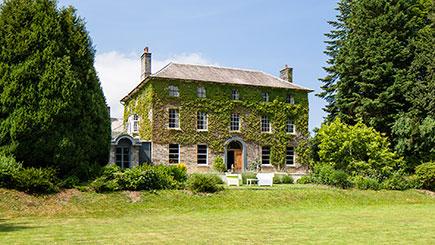 Boutique Escape For Two At Hammet House  Pembrokeshire