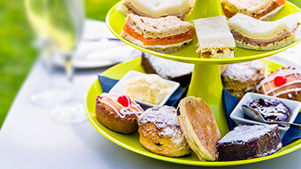 Afternoon Tea for Two at Hammet House