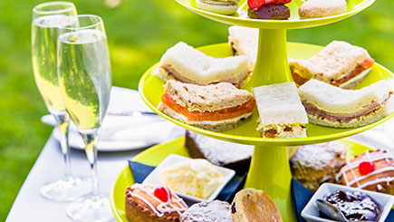 Luxury Afternoon Tea for Two at Hammet House