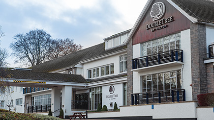 Hotel Escape For Two At Doubletree By Hilton Aberdeen Treetops