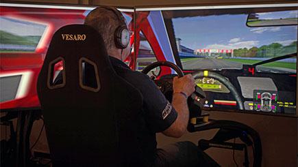 F1 Simulator Grand Prix Party for Ten in Oxford