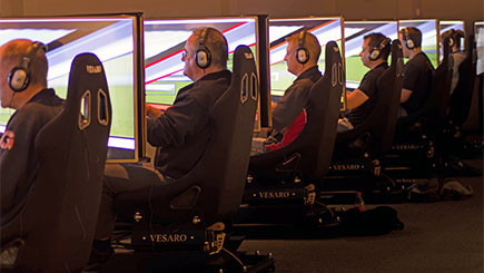 Motor Racing Simulator Session for Two in Oxford