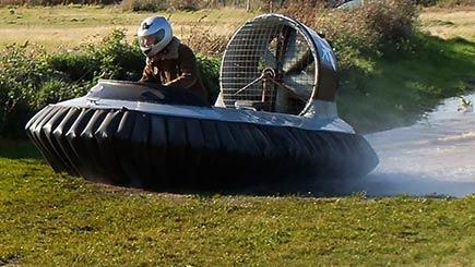 Hovercraft Racing Challenge