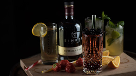 Cocktail Masterclass with Tour and Tasting for Two at Bimber Distillery