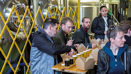 Bermondsey Beer Mile and Cheese Trail