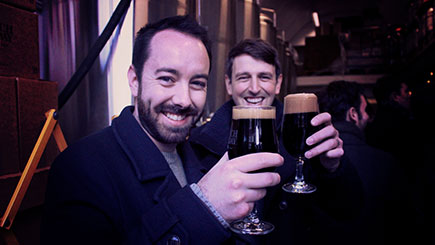 Meet the Brewers Tour of Bermondsey Beer Mile for Two