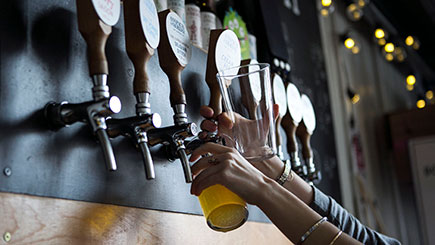 Bermondsey Beer Mile Tasting