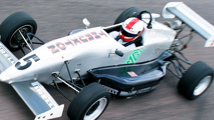 Single-Seater Motor Racing Experience
