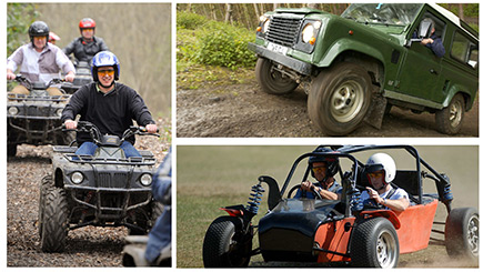 50% Off 4x4 Off Road Taster In Dorset