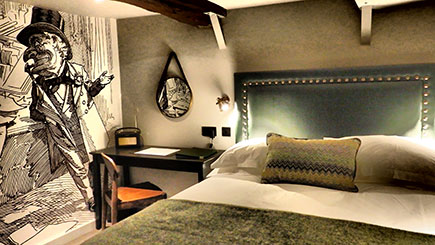 Boutique Escape for Two at Judges Court Hotel, York
