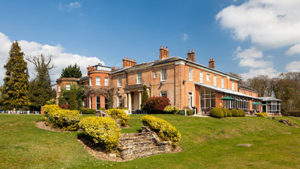 Hotel Escape with Dinner for Two at Mercure Newbury, Elcot Park Hotel