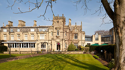 Hotel Escape with Dinner for Two at Mercure Bradford, Bankfield Hotel