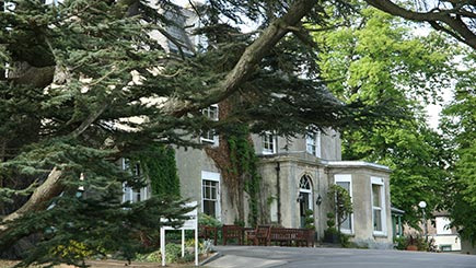 Hotel Escape for Two at Mercure Bristol North, The Grange Hotel