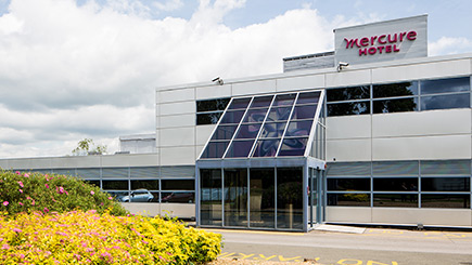 Hotel Escape for Two at Mercure London Watford Hotel