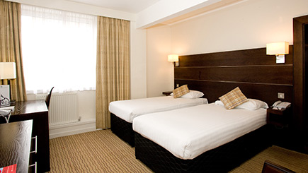 Two Night Hotel Escape For Two At Mercure Inverness Hotel
