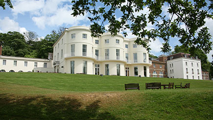 Hotel Escape with Dinner for Two at Mercure Gloucester, Bowden Hall Hotel