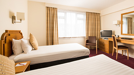 Hotel Escape for Two at Mercure Edinburgh City Hotel