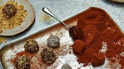 All About Chocolate Cookery Course for Two at The Jamie Oliver Cookery School