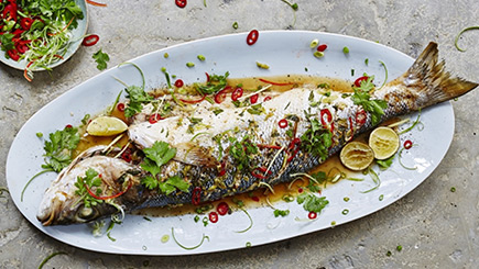 We Love Fish Cookery Course for Two at The Jamie Oliver Cookery School