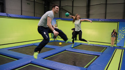 Two Hour Anytime Jump Session For Two At Selected Locations