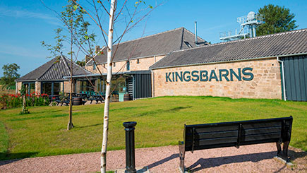 Dream-to-Dram Single Malt Distillery Tour for Two at Kingsbarns Distillery