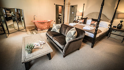 Country House Escape For Two At The Kings Head Hotel  Cirencester