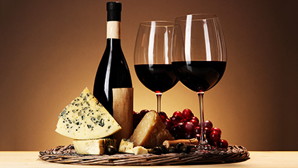 Cheese and Wine Tasting and Vineyard Tour for Two at Kerry Vale Vineyard