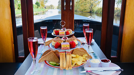 Afternoon Tea Cruise for Two
