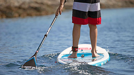 Stand Up Paddleboarding in Warwickshire