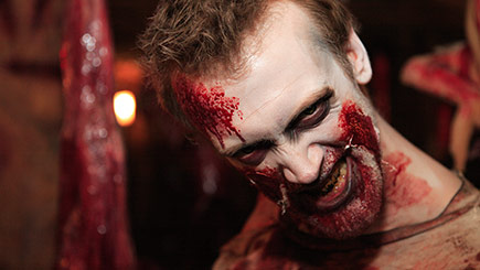 Zombie for a Day at The London Tombs