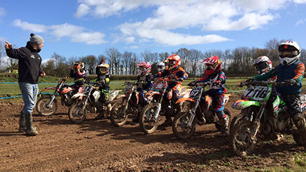Introduction to Off Road Motorbiking in Gloucestershire