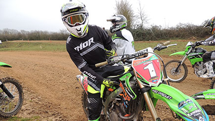 Half Day Off Road Motorbiking Session in Gloucestershire