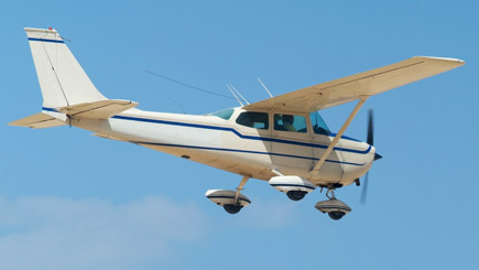 60 Minute Light Aircraft Flight In Surrey
