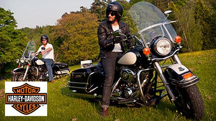 Harley-davidson Pillion Riding - Full Day Experience