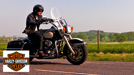Harley-Davidson Ride - Half Day Experience