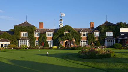 One Night Luxury Spa Break For Two At The Belfry  West Midlands