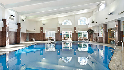 Spa Day With Afternoon Tea At The Belfry  West Midlands