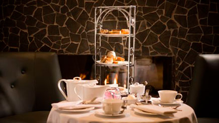 Afternoon Tea for Two at The Belfry, West Midlands